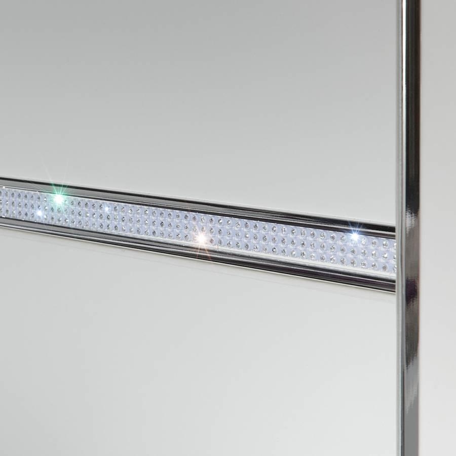 Armoire Passepartout À Cm8 Portes Éclairage Battantes Dubai Sans Cadre 400 LzMpjUqSGV