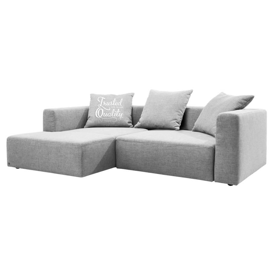 Ansprechend Sofa Mit Schlaffunktion Und Bettkasten Foto Von Ecksofa Heaven Casual Webstoff - Longchair Davorstehend