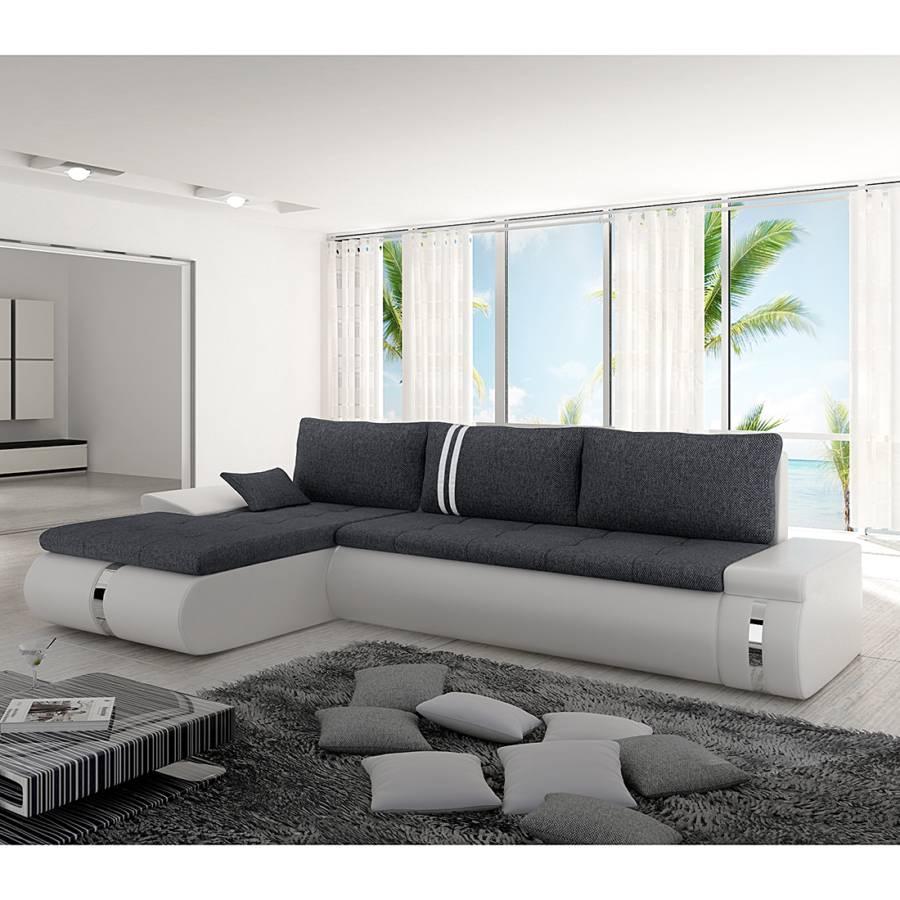 Ecksofa Huelva Mit Schlaffunktion Für Deine Moderne Sitzecke   Home24