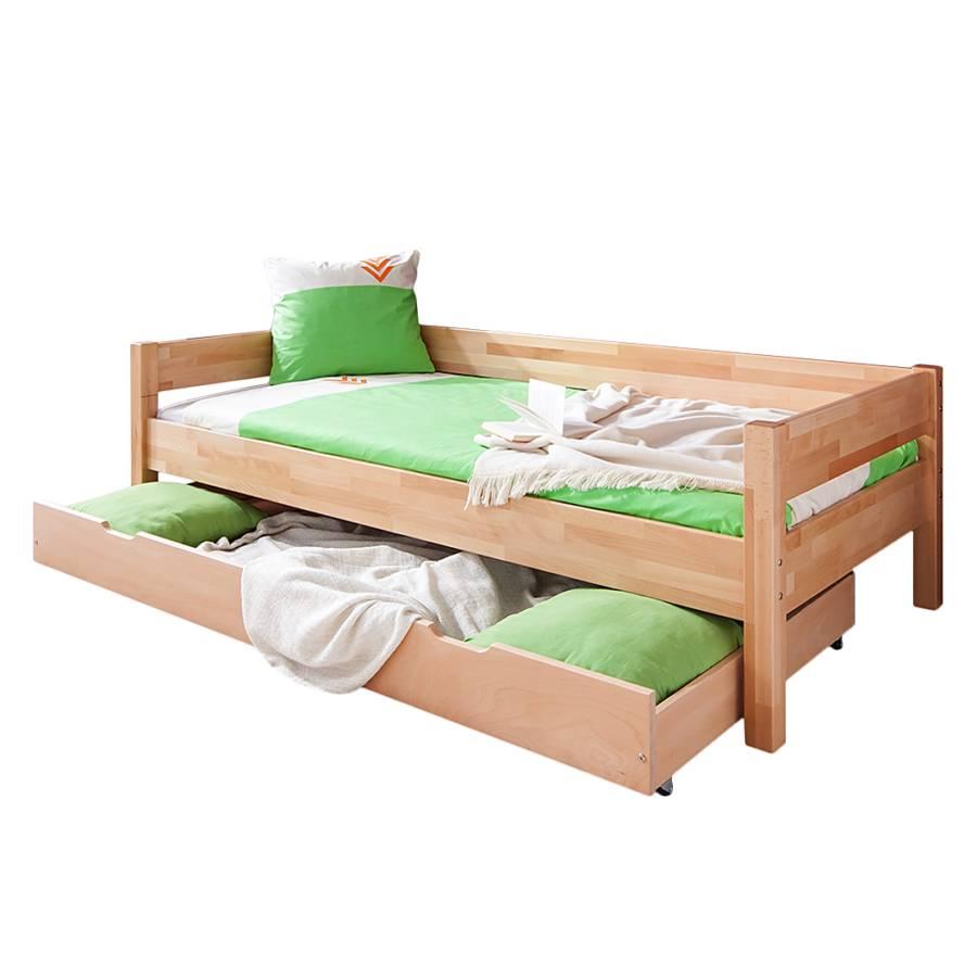einzelbett mit bettkasten buche, jetzt bei home24: funktionsbett von relita | home24, Design ideen