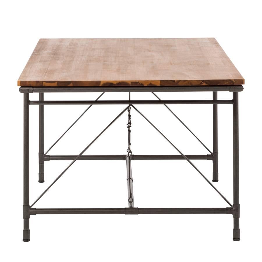 Manger Acacia Partiellement MassifLava Table Atelier À nbsp; PXZOTwkiu