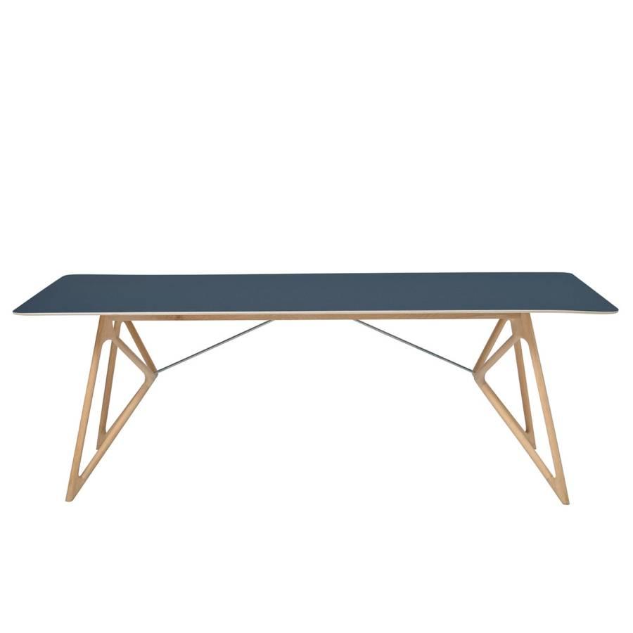 PétroleChêne160 Cm X Manger 90 Tink Table À Bleu KculTF1J3