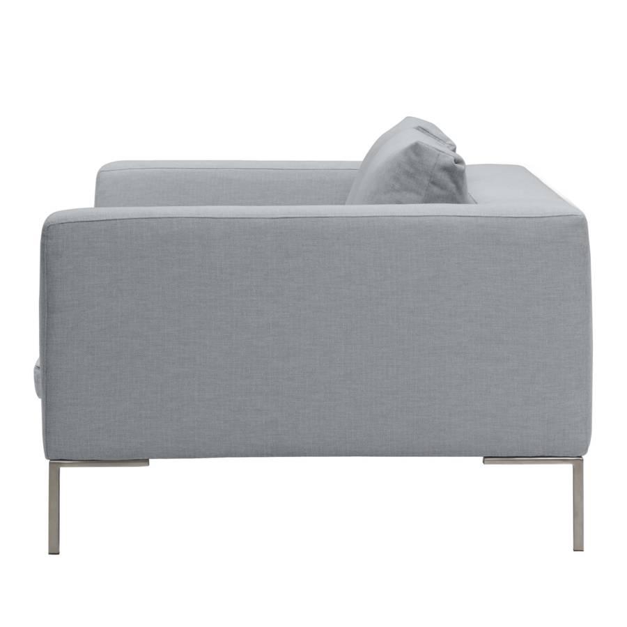 sitzerWebstoff Stoff Sofa Anda Madison2 IiSilber qSzLUpGMV
