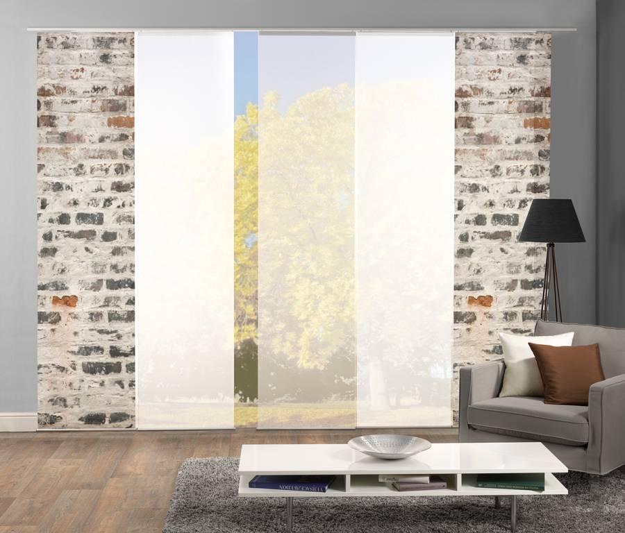 Muro5 Set er Flächenvorhang Muro5 Flächenvorhang Muro5 Flächenvorhang er er Set N8mvn0w