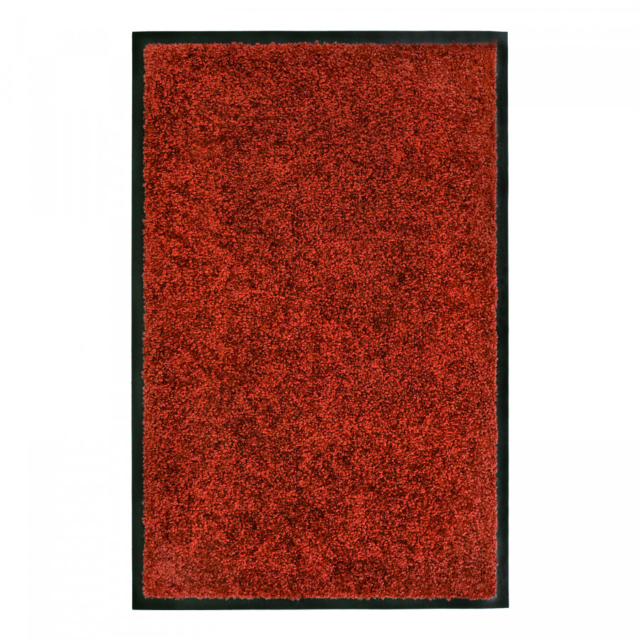 Paillasson Rouge Wash 40 Clean 60 Et X Cm 8P0OkwXn