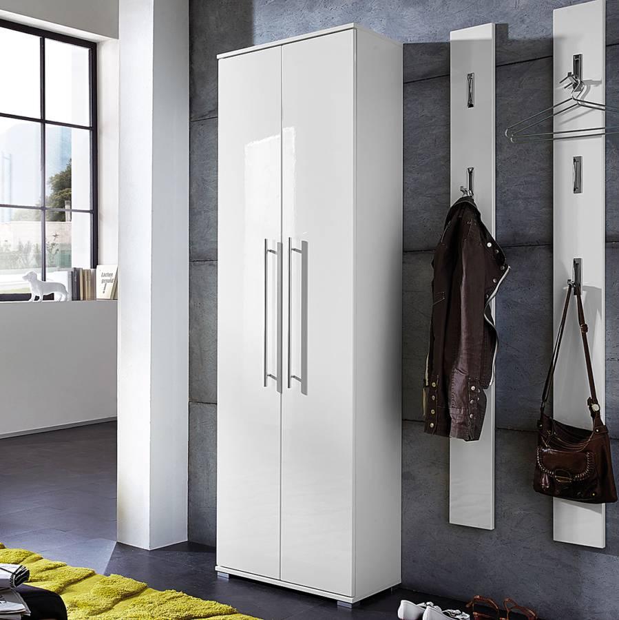 Linear Garderobenschrank Weiß Garderobenschrank Weiß Hochglanz Linear Hochglanz lKcF1JT
