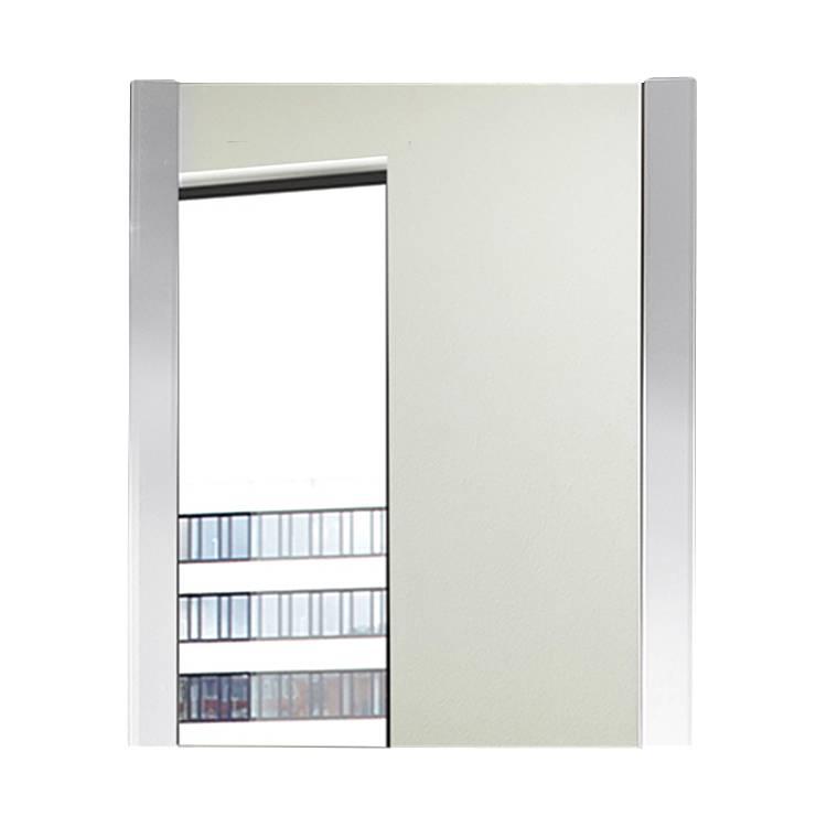 Blanc Vestibule Miroir Silkeborg Brillant De Nnm8w0