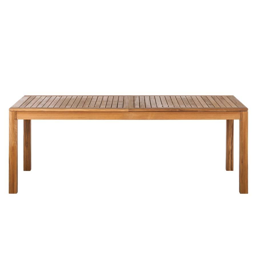 Jardin Massif De Teakline Exklusiv ExtensibleTeck Table FuJTl1K35c