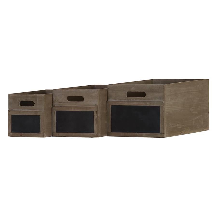 Boîtes Sapin Partiellement Moose De Rangement Vintage Massif dxoWQerBC