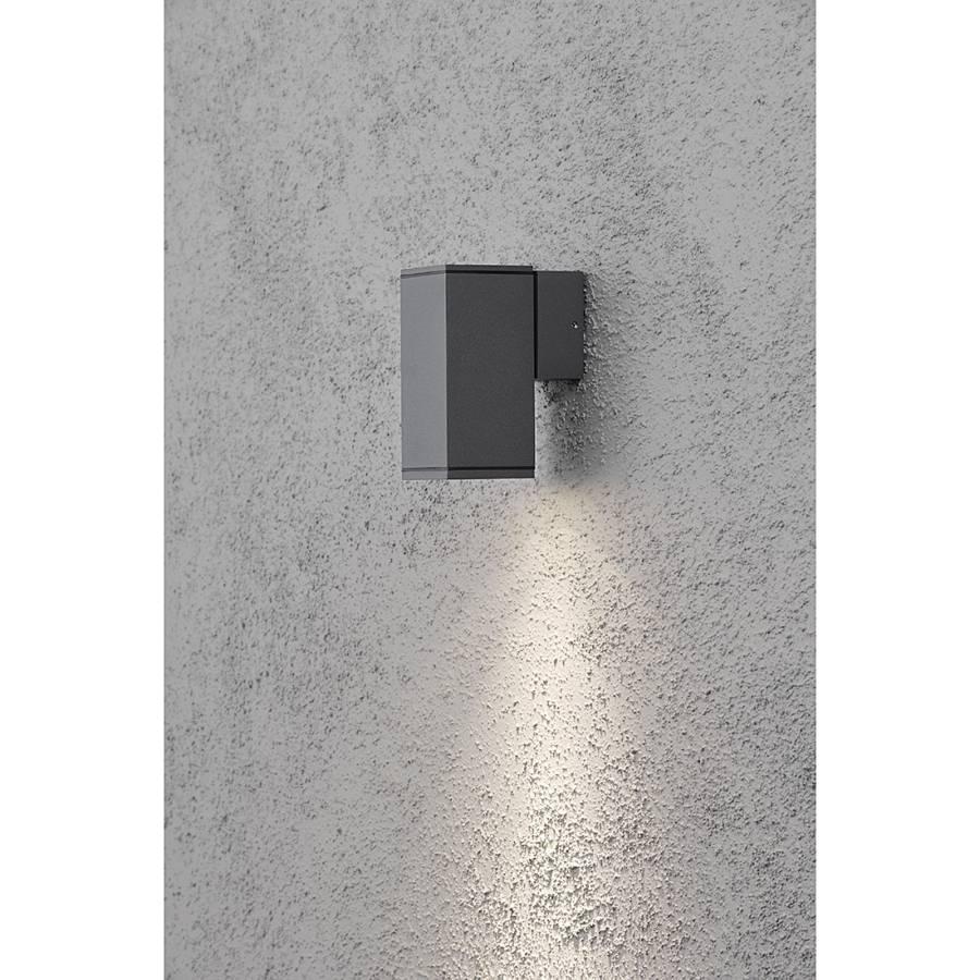 Aluminium Halogen flammig Monza Wandleuchte glas1 tCxQBshrd
