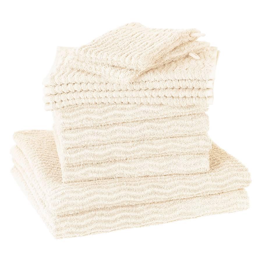 teiligCremeweiß Wave12 Wave12 Handtuchset Handtuchset teiligCremeweiß Wave12 teiligCremeweiß Handtuchset hrsQCtd