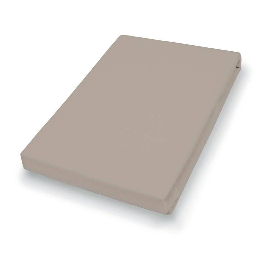 Jersey Granit90 100 housse X 200 Cm Drap En sthdQr