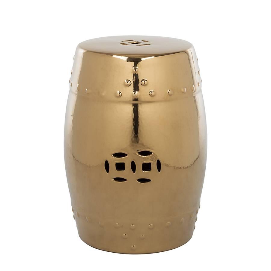 Keramikhocker Ming Ming Gold Gold Ming Keramikhocker Gold Keramikhocker LqUpGzMVS