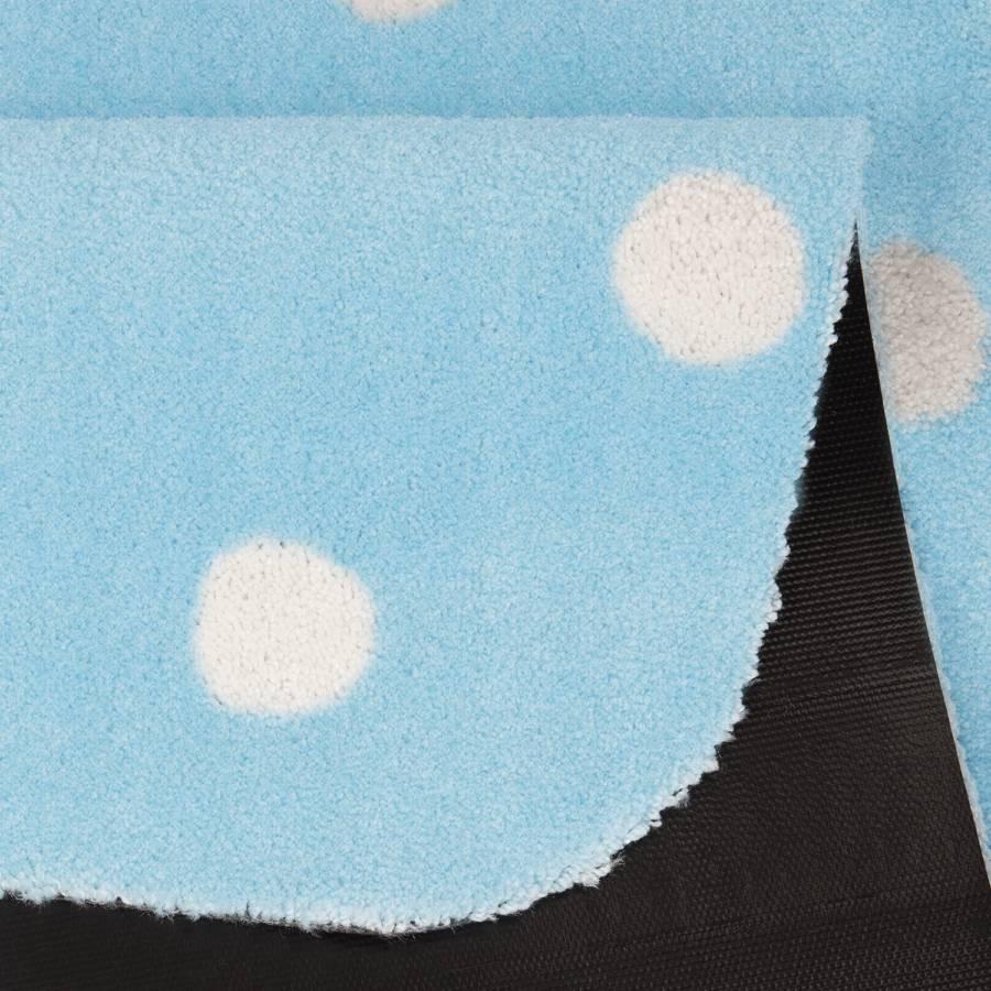 Kinderteppich Ninos Ii Ninos Kinderteppich PastellblauWeiß iPkZXu