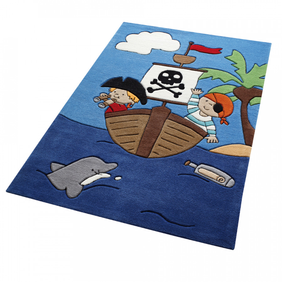 Kinderteppich 130 190 Kids X Pirate Cm VSzpqUMG