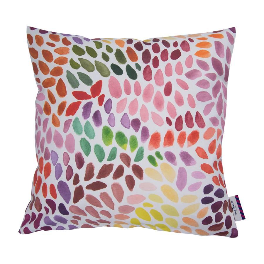 Kissenbezug colorful Kissenbezug T BaumwollstoffMehrfarbig T Spots colorful 29WHDIE