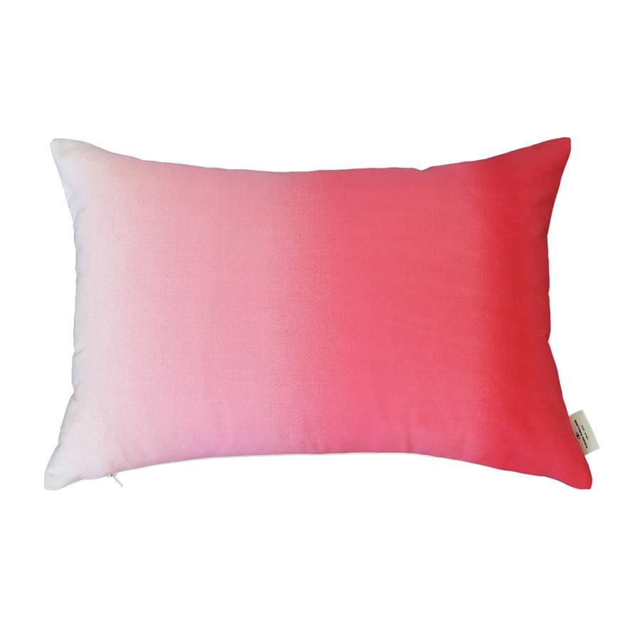 T Cm colour Flow Pink X 35 55 Kissenbezug VpUzMS