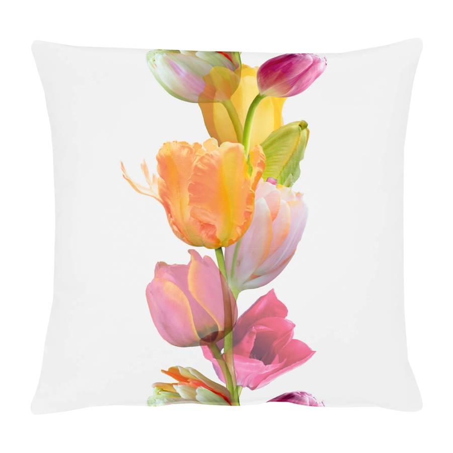Tulpen Kissenbezug Tulpen Mehrfarbig Mehrfarbig Kissenbezug Kissenbezug 8nN0Omvw