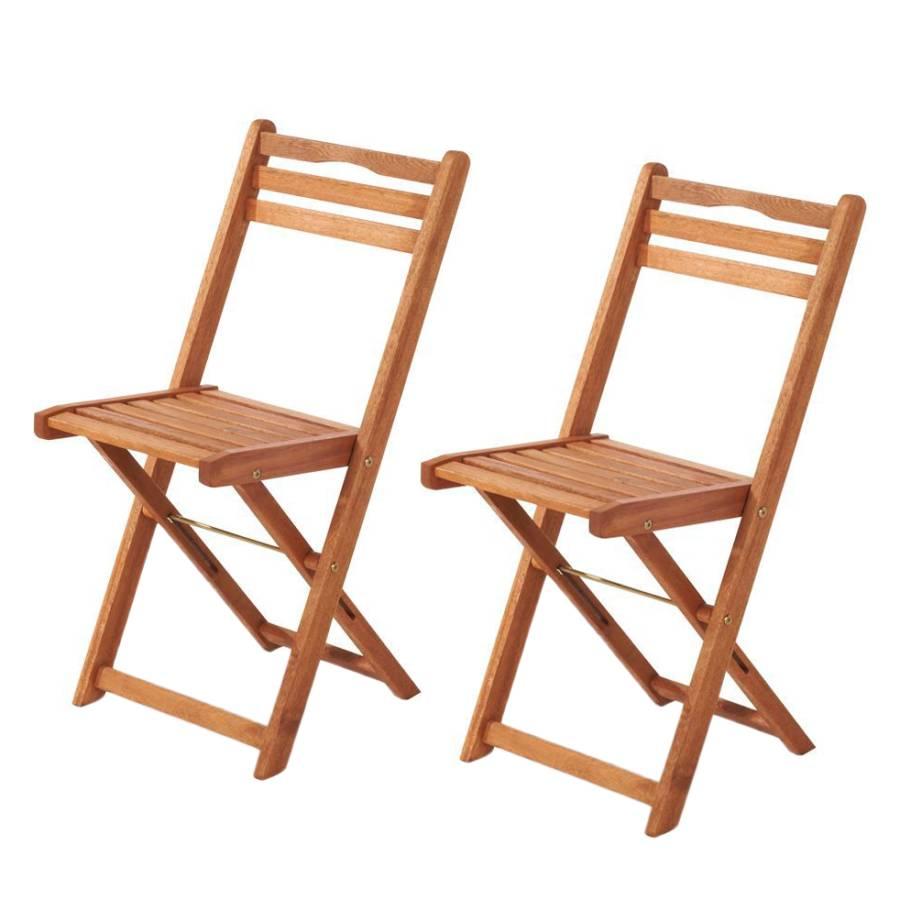 Chaise Pliante Porto Lot De 2
