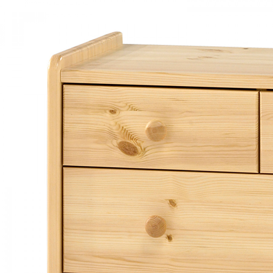 I Kids Pin Steens Commode For MassifVernis Naturel Nvnm08wO