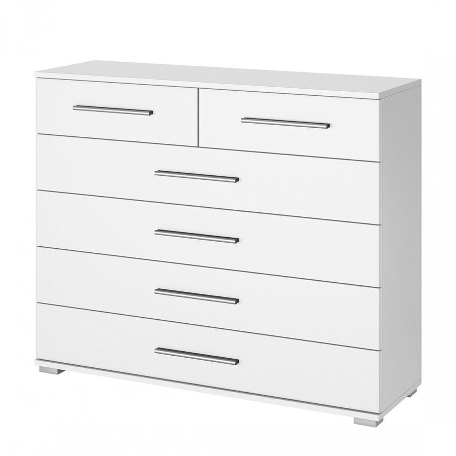 Blanc Alpin Commode Commode Quadra Iv v0yNm8wOn