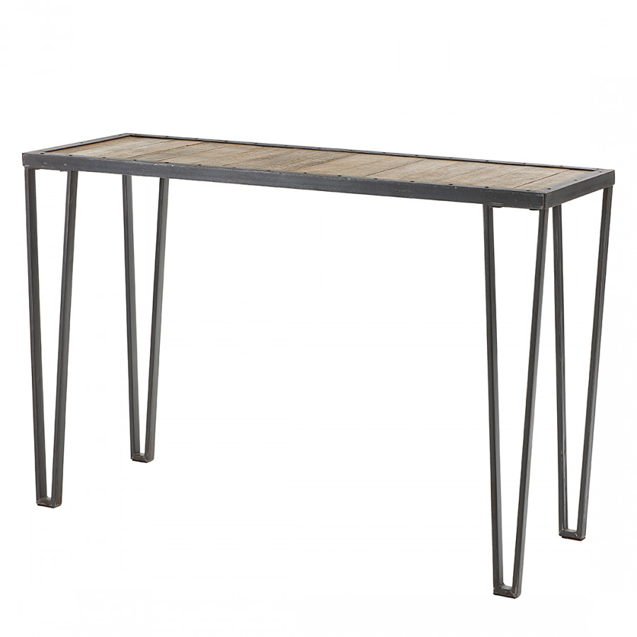 Console Massif Manguier Gris Marwood Console Marwood nO0Pwk8