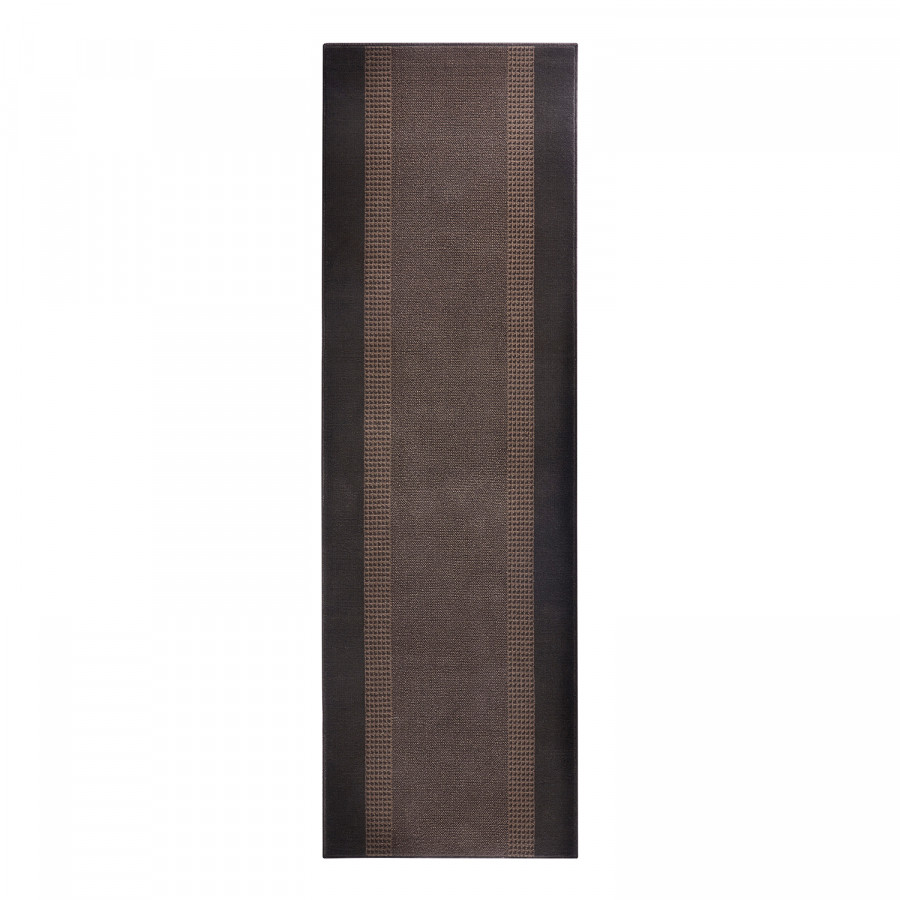 Tapis Couloir Marron80 250 Band Cm X De R5LAj4
