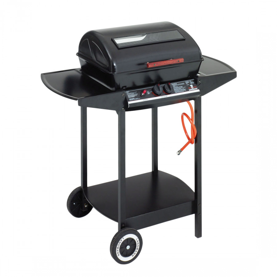 lavastein-gasgrill clearwater - metall | home24