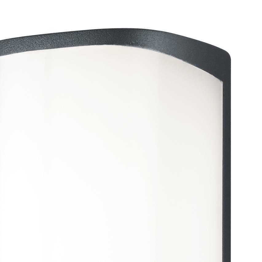 flammig Aluminium KunststoffSilber 1 Ticino Led außenleuchte u31JKTFlc