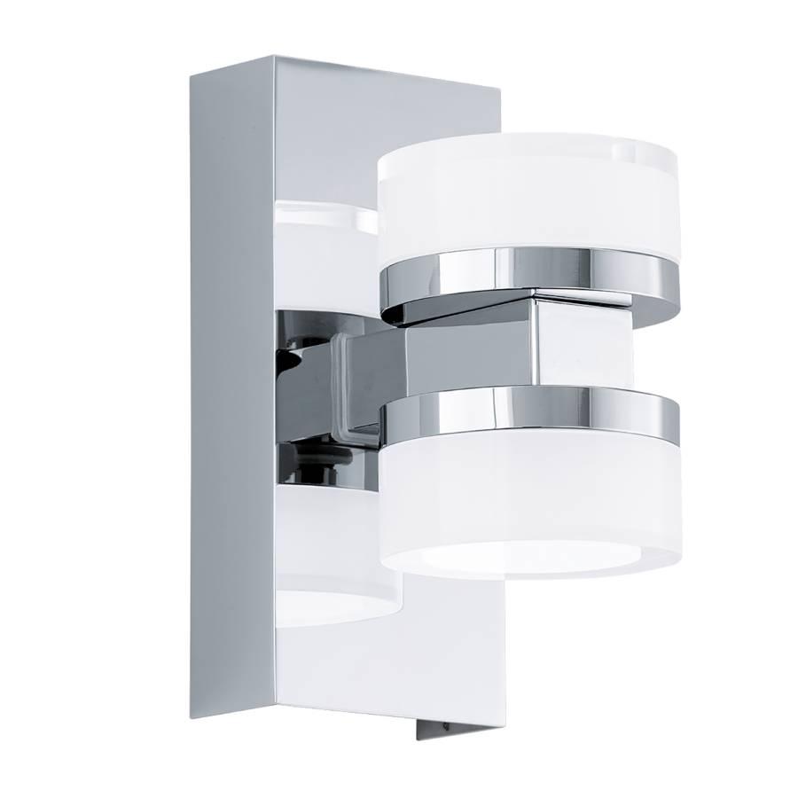 Applique Led SynthétiqueAcier2 Ampoules Murale Romendo I Matériau QrdtshCx