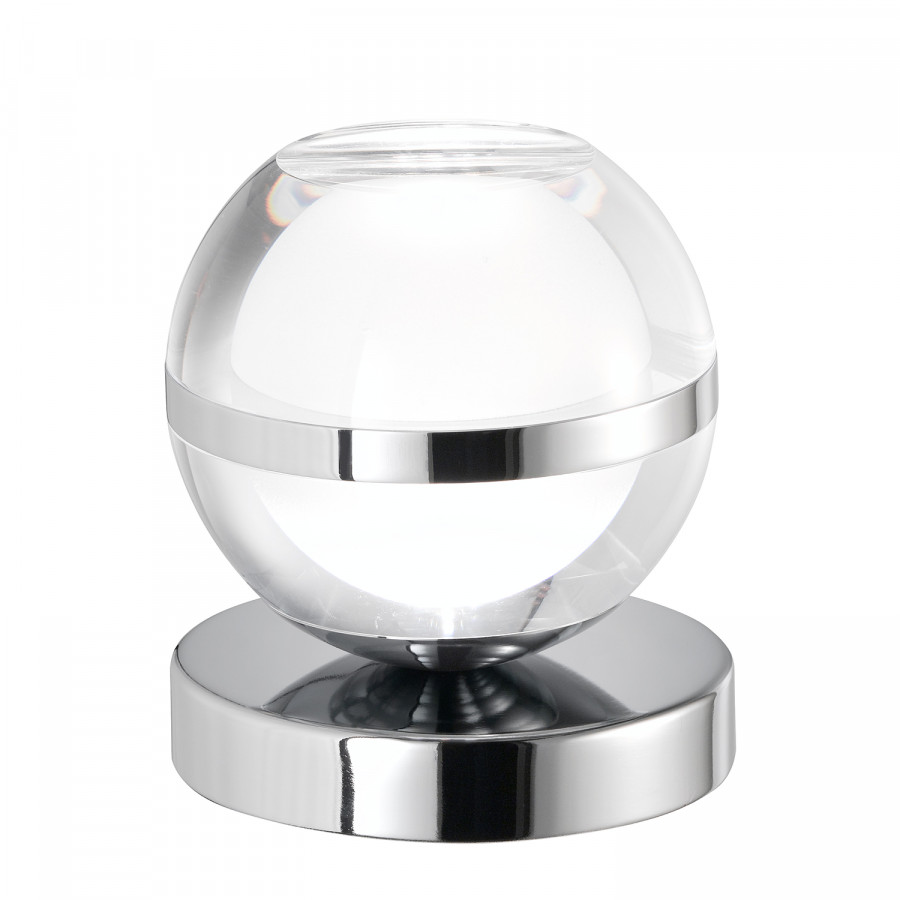 Led Fulton MetallAcrylglas1 tischleuchte flammig Ny80PmnwOv