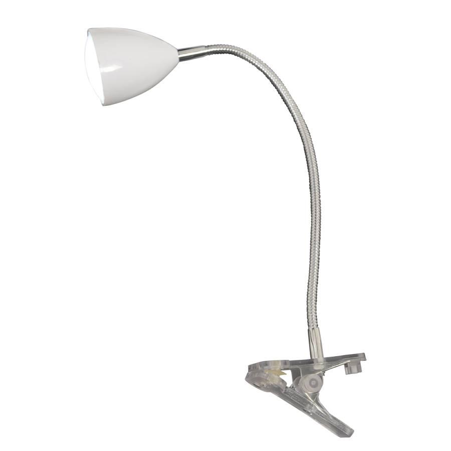 Blanc Métal De Led Table Oskar Lampe WI29EDHY