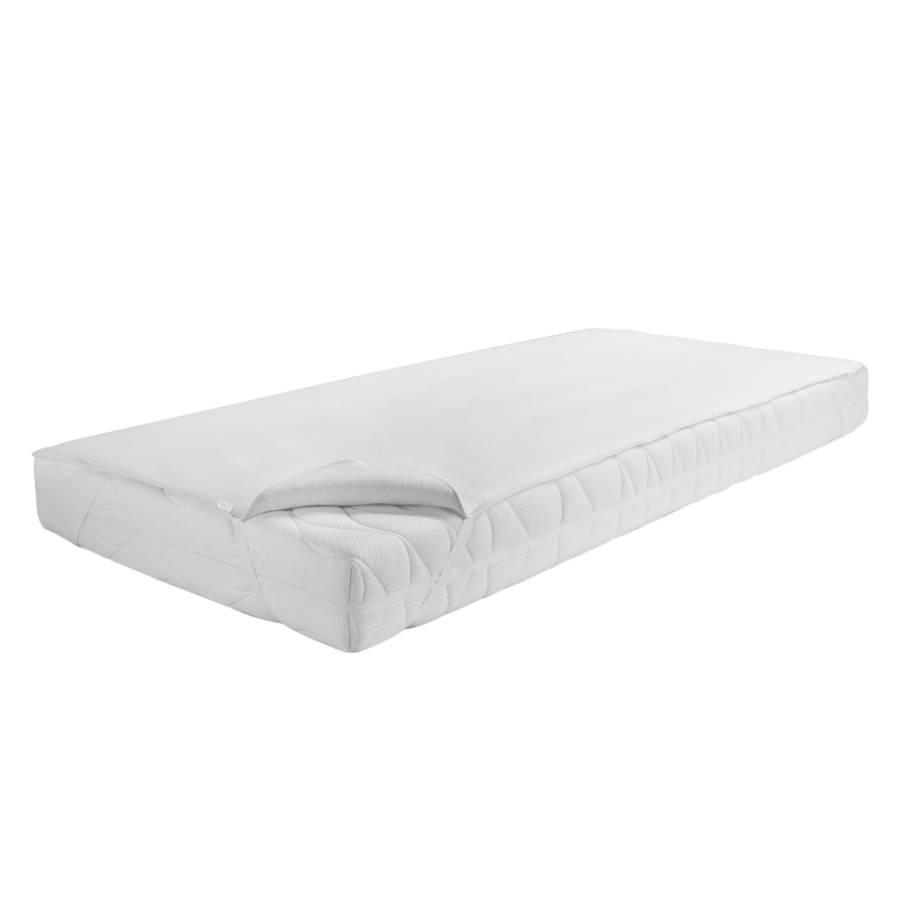 Matratzen atmungsaktive Cm MembraneWeiß Baumwolle Premium auflage 90x200 Pet wON8nPXk0