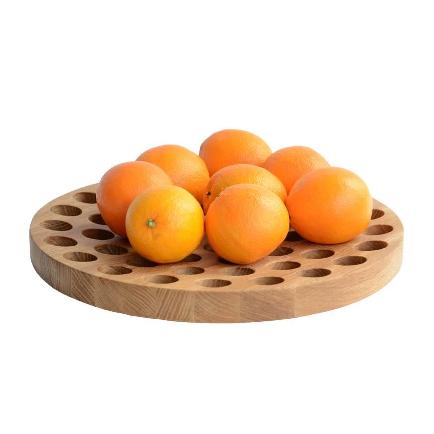 Saladier Fruits À Chêne Massif I Geo Nw0n8Ovm