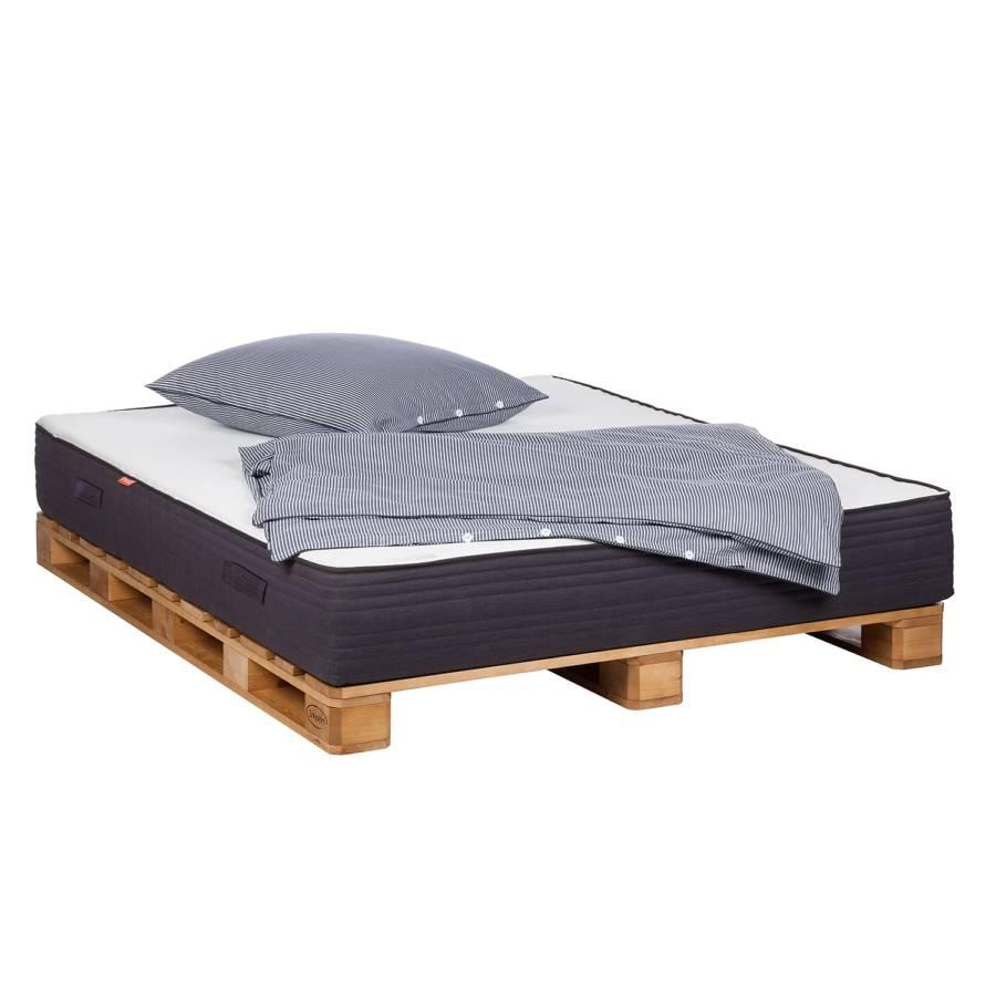 Palettenbett Smood (160x200 cm) aus Massivholz online kaufen | home24