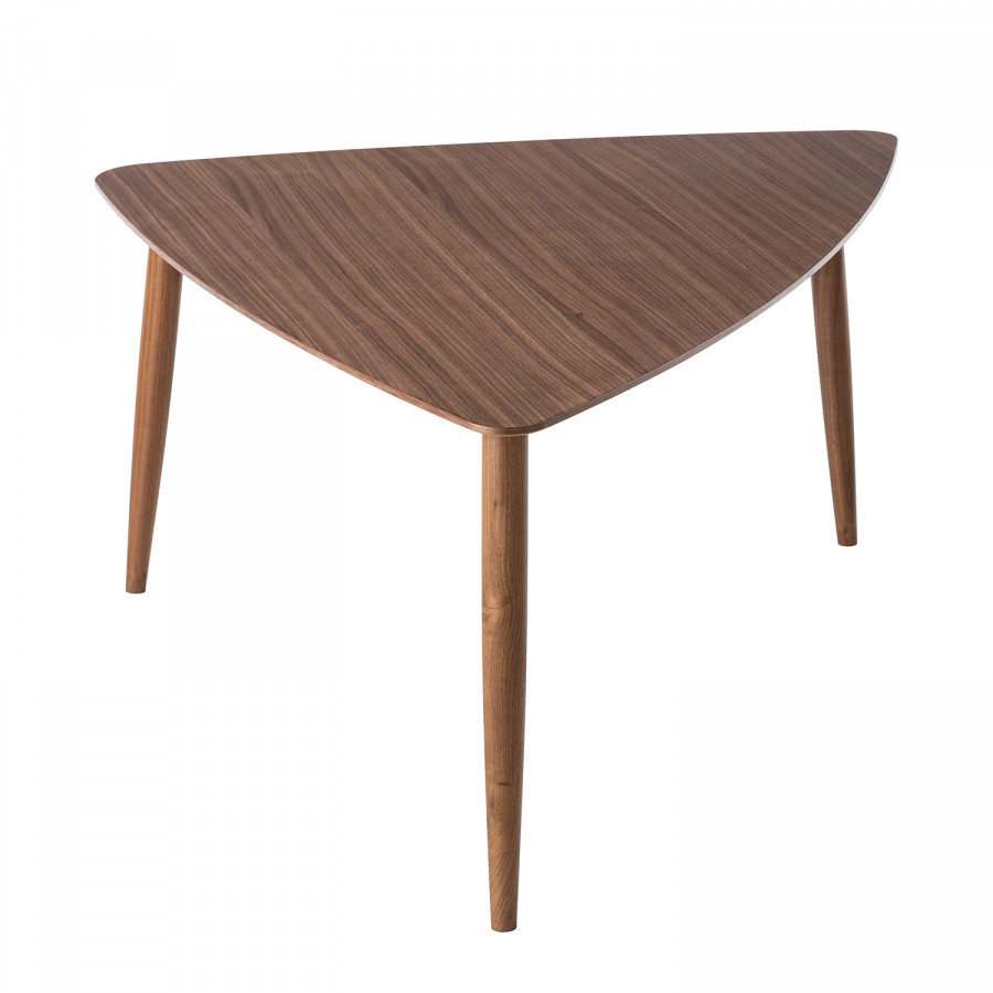 Table Véritable Basse Noyer I Torpa Placage 0N8nmw