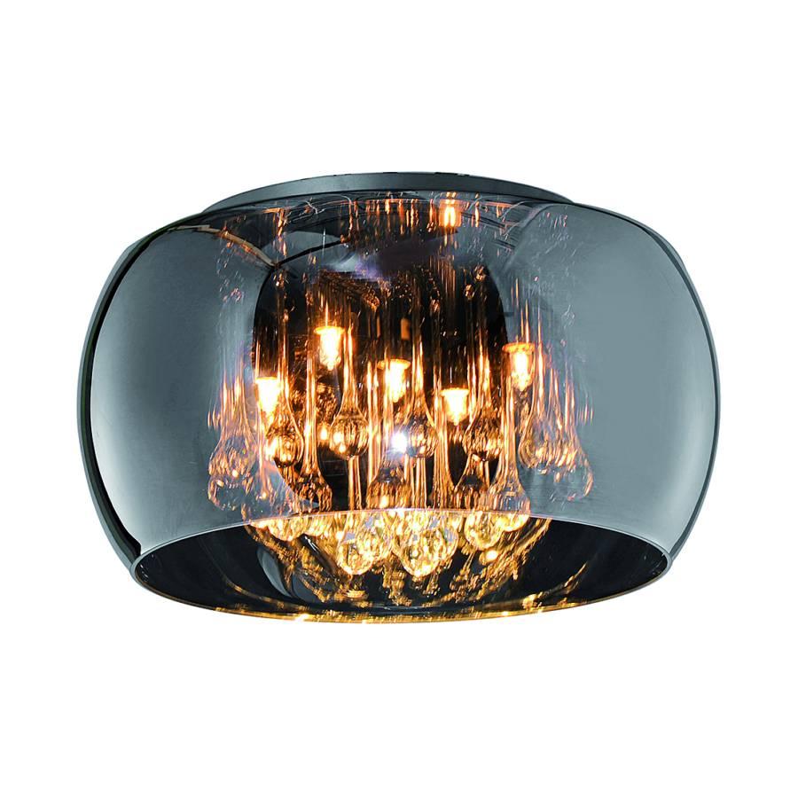 5 Vapore LichtfeuerMetall Deckenleuchte glas flammig lK1JcTF