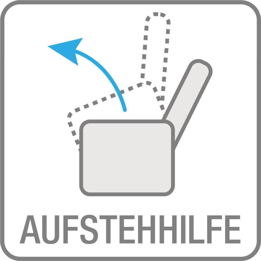 Mit Braun Juist Verstellbar1 Kabel Microfaser Motor Fernsehsessel Elektrisch Nvnw8m0