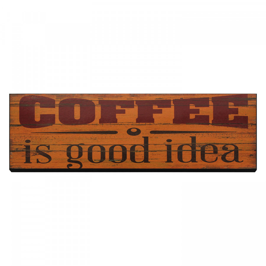 Schild Schild Coffe Good Ist Orange Coffe Coffe Good Ist Orange Schild mN0v8nwO