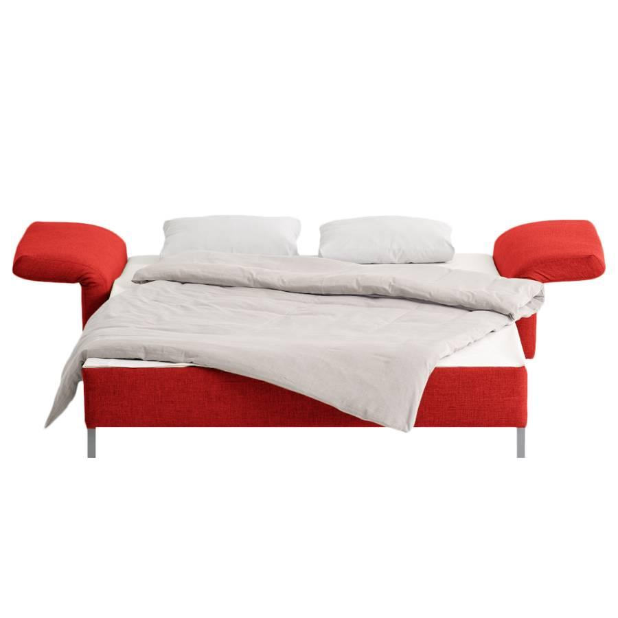 Florenz Schlafsofa Cm Webstoff Rot200 Schlafsofa UMVpGzqS