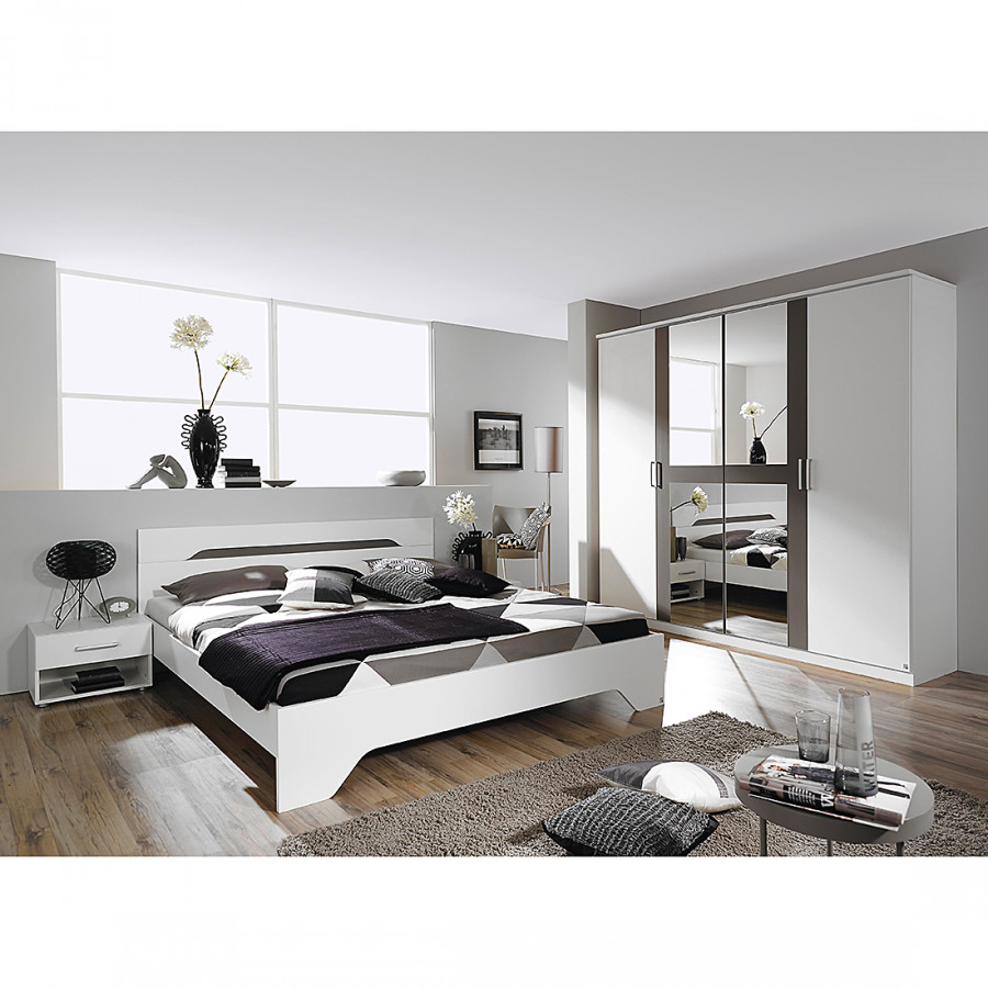 Home24: Modernes Rauch Pack´s Schlafzimmerset | home24