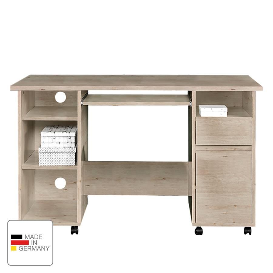 Eiche Cs R Sägerau Schreibtisch 125 Dekor nwk80OPX