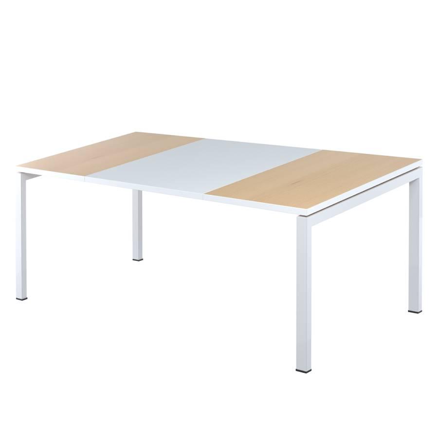 140 Easydesk CmWeißBuche Schreibtisch 80 X LqUVGjSMzp