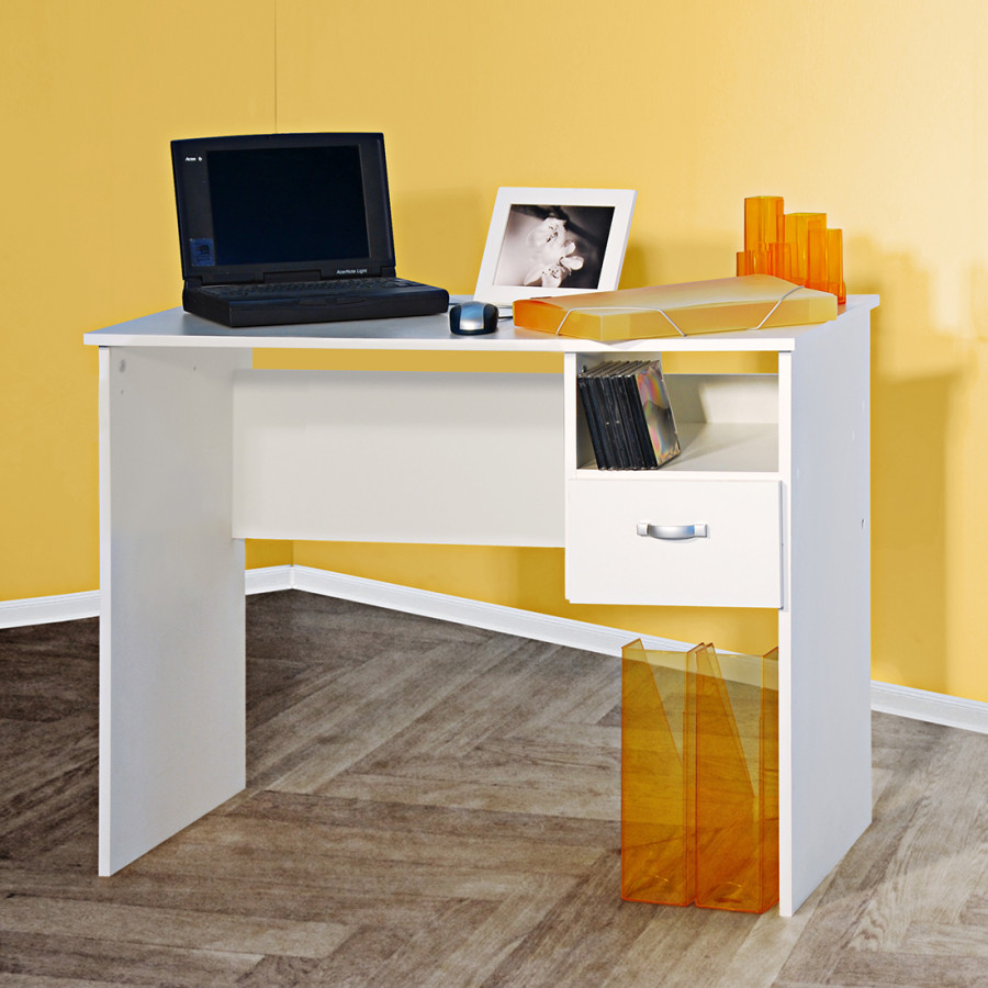 Levin Levin Schreibtisch Schreibtisch Schreibtisch Perlweiß Perlweiß g6Yf7vIbym
