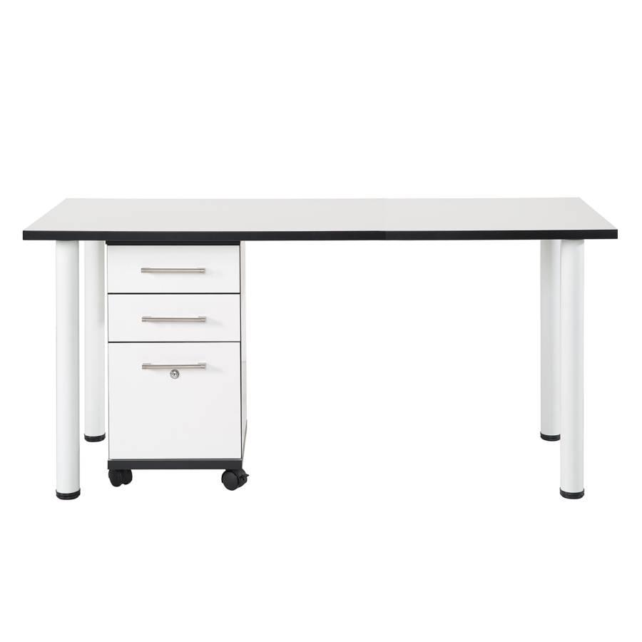 Schreibtisch Schreibtisch I I set Weiß Schreibtisch set set Basix I Basix Basix Weiß SVjpULqGzM