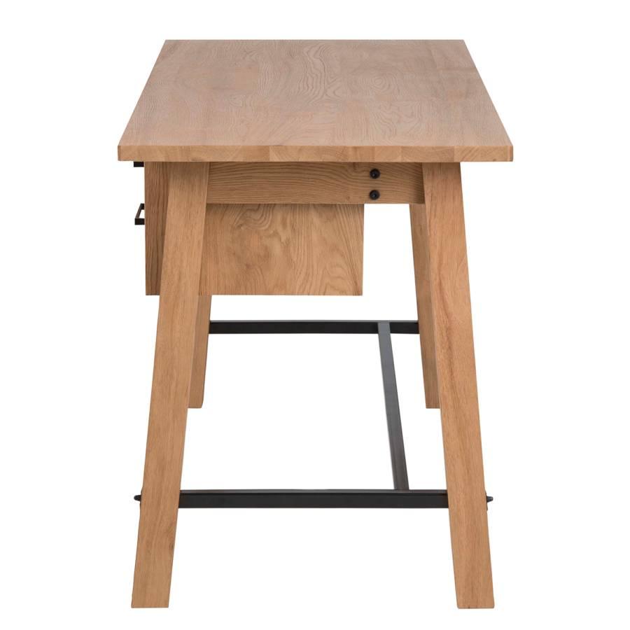 Schreibtisch Sneek Schreibtisch Wildeiche Teilmassiv Sneek Teilmassiv Wildeiche Schreibtisch shQrtdxCB