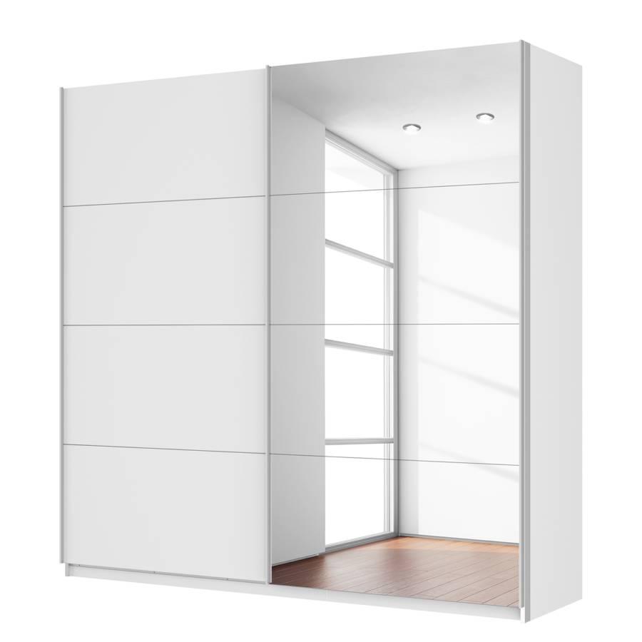 Schwebetürenschrank Quadra schafft Ordnung im Schlafzimmer | home24