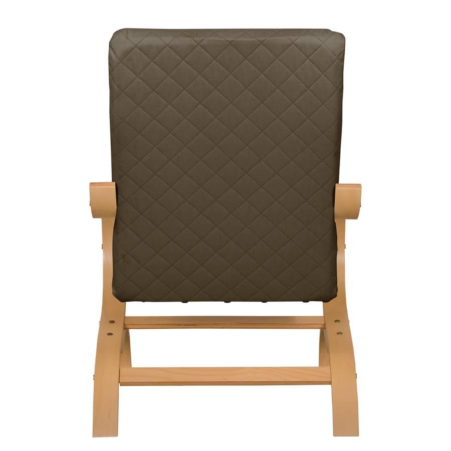 Bueno TaupeBuche Sessel Strukturstoff Beige Vista 3A4jLR5
