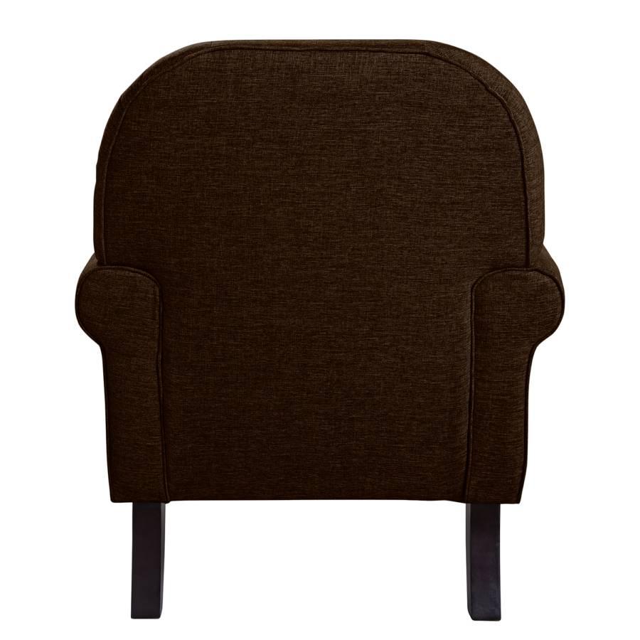 Flachgewebe Flachgewebe Lincia Lincia Dunkelbraun Sessel Sessel wn0ZPk8NOX