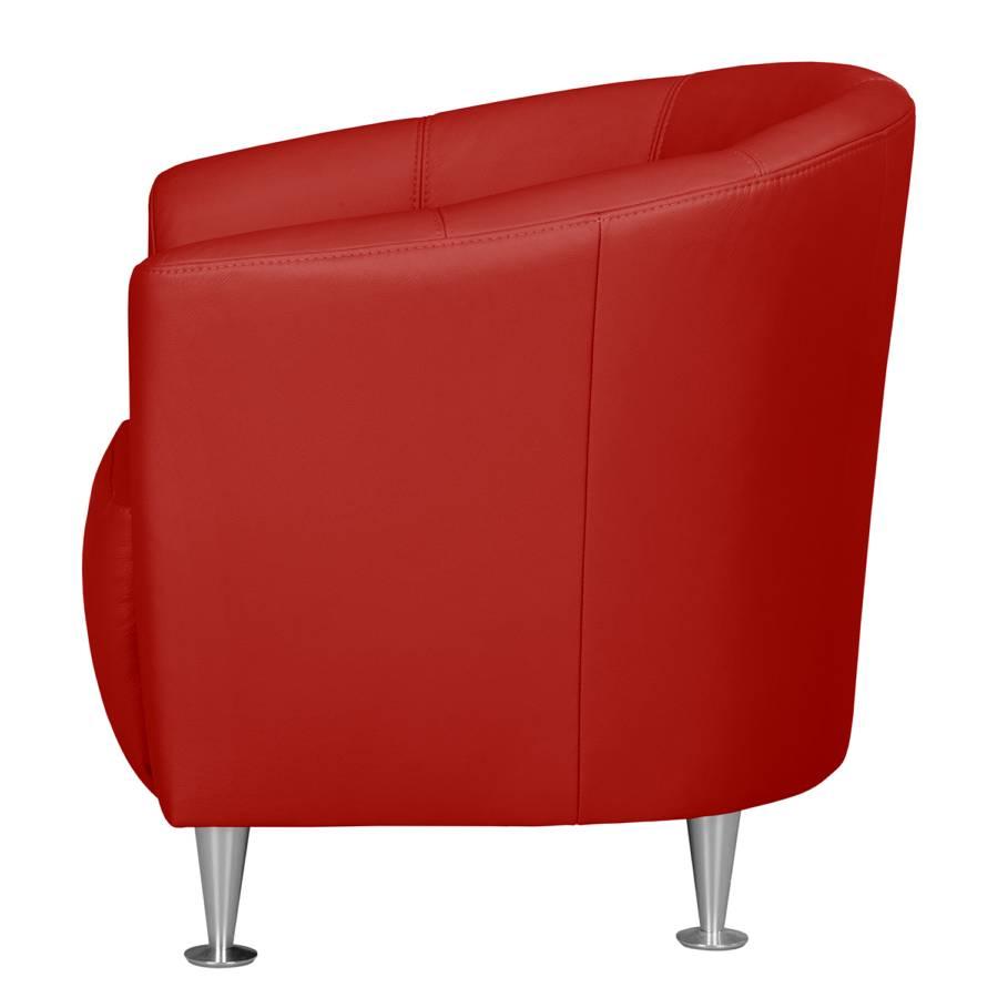 Echtleder Echtleder Minga Sessel Sessel Rot Minga VUMzSpq